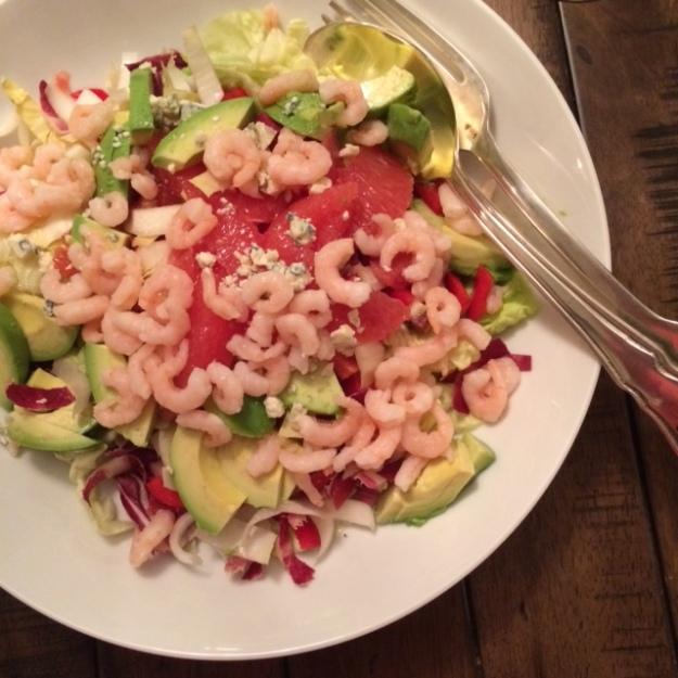Valentine's Sweetheart Salad