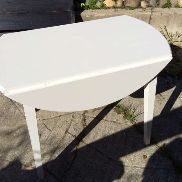 Table Painted